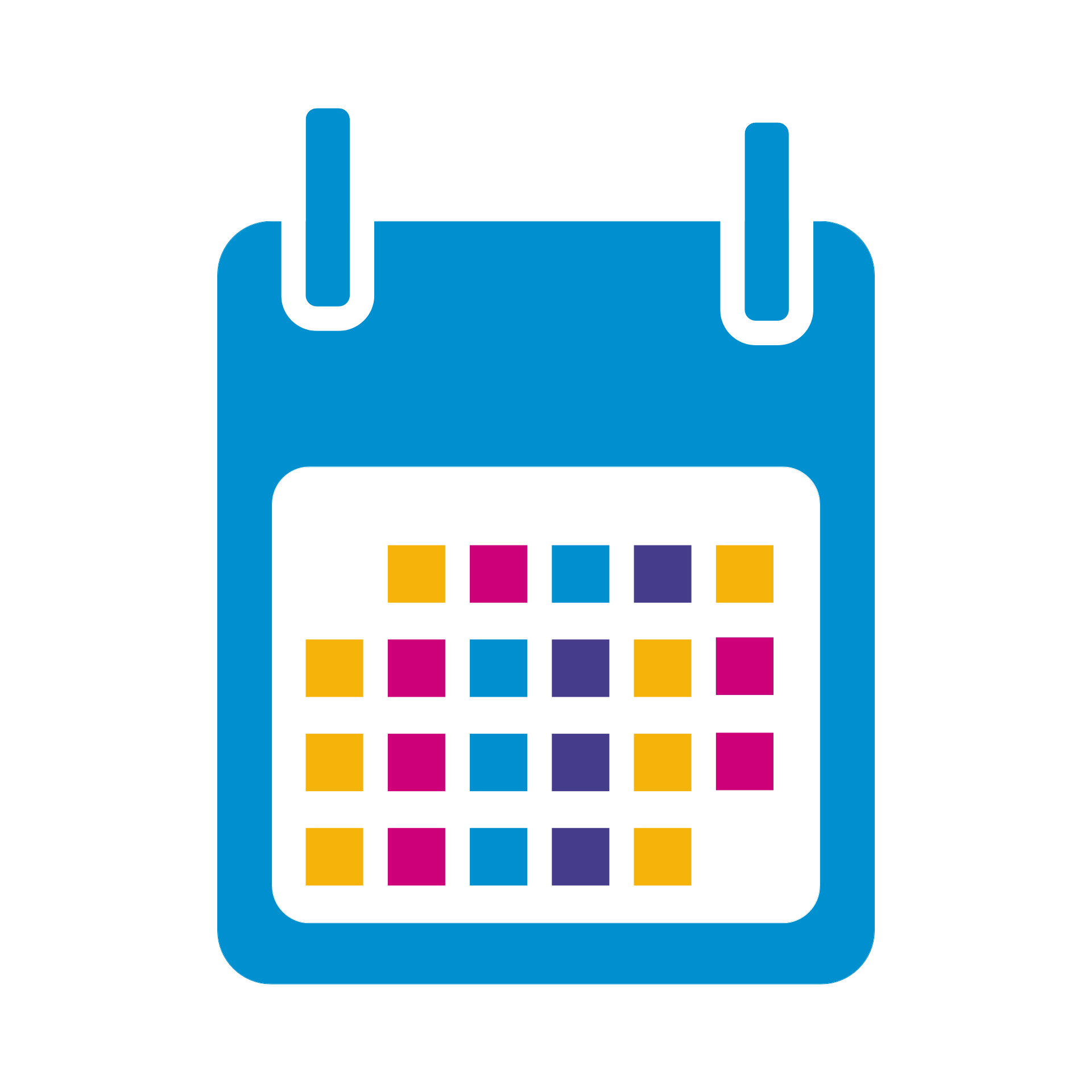 UPDATE – Kalender